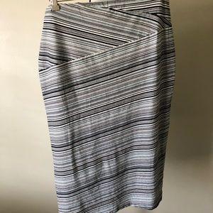J. Jill XL Pull-On Maxi Skirt EUC